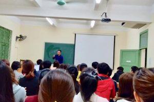 Khai giảng khóa ngoại ngữ Miễn Phí tại Thủ Đô!