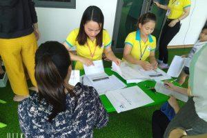 Buổi xét duyệt hồ sơ đợt 1 tại Trường Mầm Non Song Ngữ Tokyo
